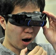 Japan 'diet glasses' Trick Wearers Into Eating Less